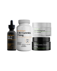 CBD Full Spectrum Bundle 4-Pack