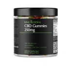 250mg Broad Spectrum CBD Gummies